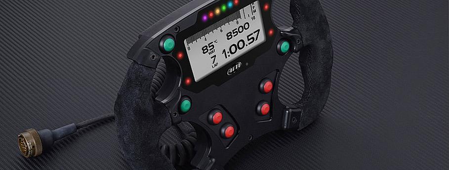 Formula Steering Wheel 3 Car Racing Display