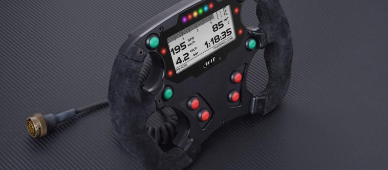 Formula Steering Wheel 3, Racing Steering Wheel Designed for Formula and Sports cars