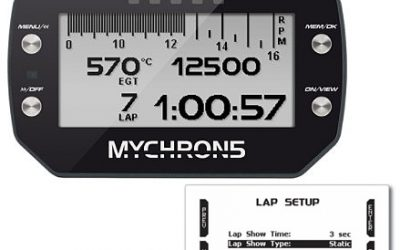 Aim Mychron 5 Setup – Lap Times and Splits Explained