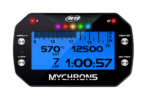 MyChron5 Powerboat Racing Data logger