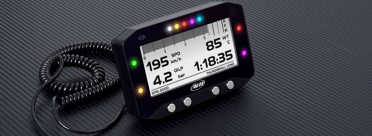 GS-Dash Motorcycle Display