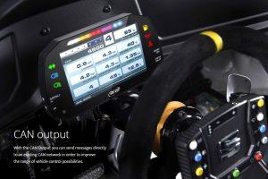 Aim MXS Strada CAN output