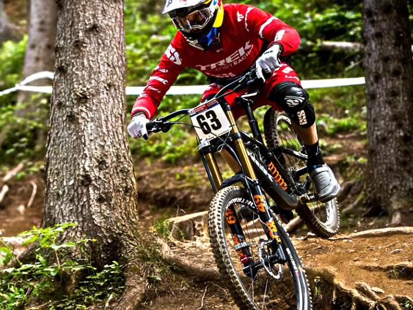 Aim Downhill Mountain Bike Racing Data Aquisition Products