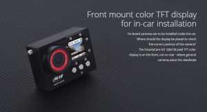 Front Mount Color TFT Display