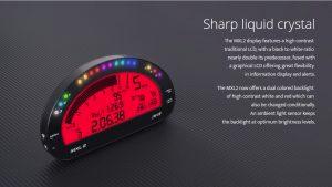 MXL2 Sharp Liquid Crystal