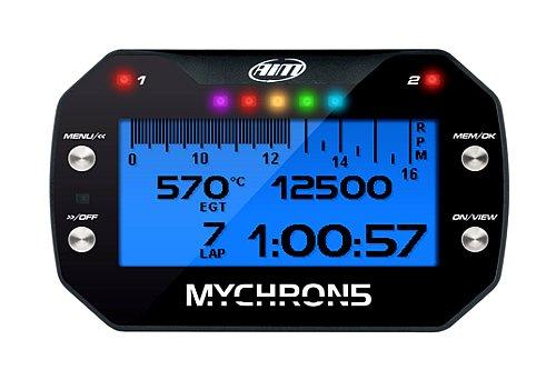 MyChron5 Powerboat Racing Data logger
