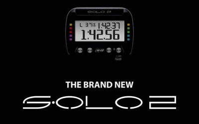 Aim Solo 2 – The New Lap Timer From Aim!