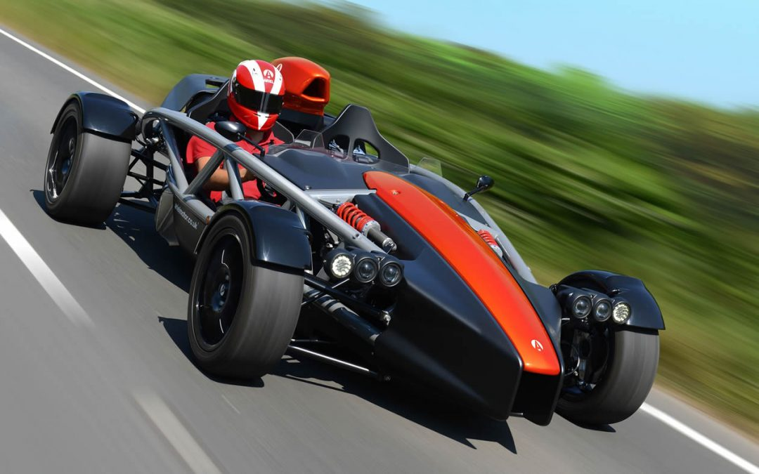 Ariel Launch an 'All-New' Atom 4