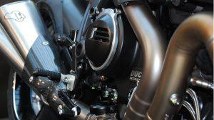 LCU One CAN lambda ducati engine view