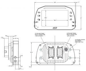 MXsl Technical drawings