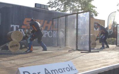 World Record with Aixro Engine!