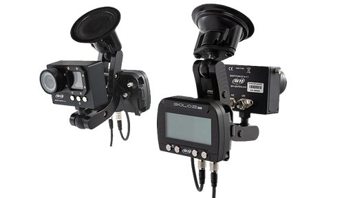 Smartycam HD and Solo 2 Track Day Kit with Double Bracket