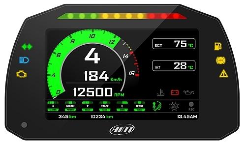 AIM MXK10 GEN5 Kawasaki Dash Logger