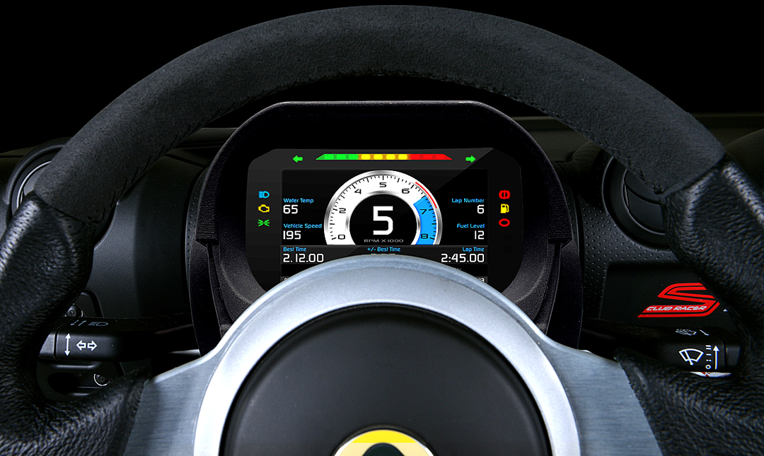 Driving a Lotus is a visceral experience