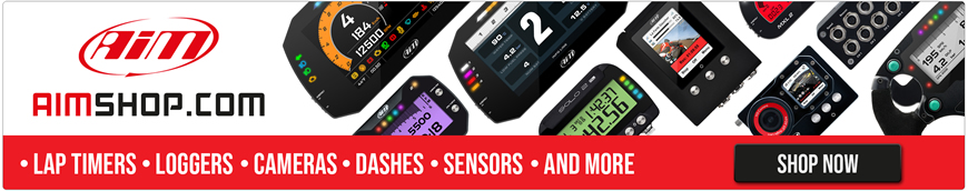 Aim Motorcycle Racing Sensors