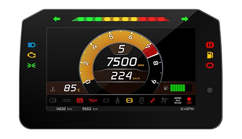 Aim MXS Car Data logger