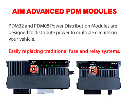 ADVANCED POWER DISTRIBUTION MODULES
