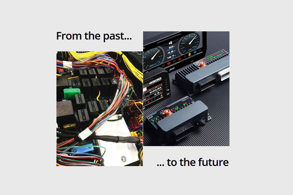 Replacing old relays - This problem is now be a thing of the past, when you use our Power Distribution Modules